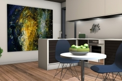 indoors & wall painting 3d